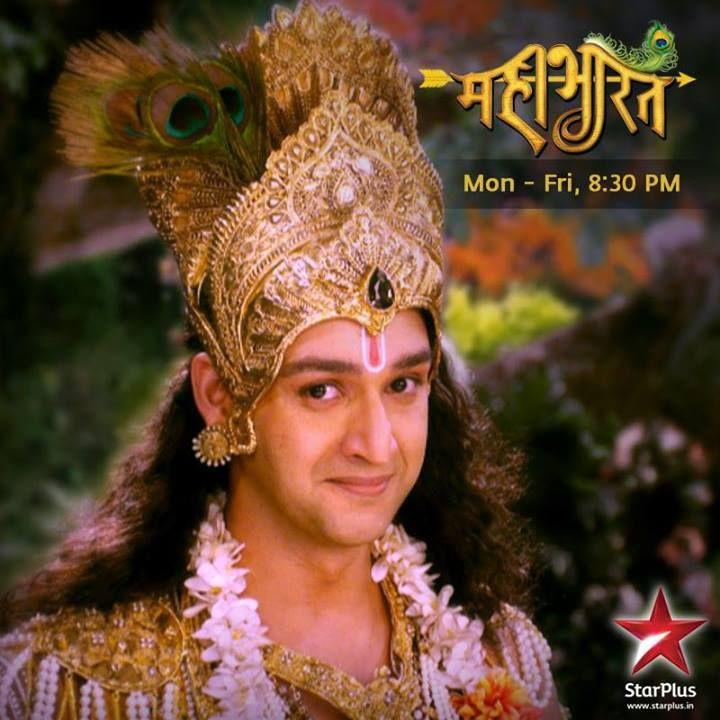 Star Plus Mahabharat Krishna Saurabh Raj Jain Shirtless Pics