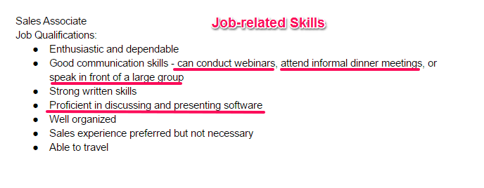Skills For Resume  Writing Ideas    Sample Resume And