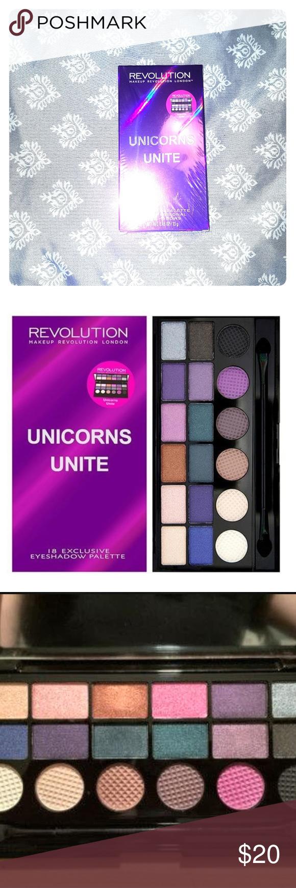 ***Cosmetic Bundle*** Listing Makeup Revolution Unicorns