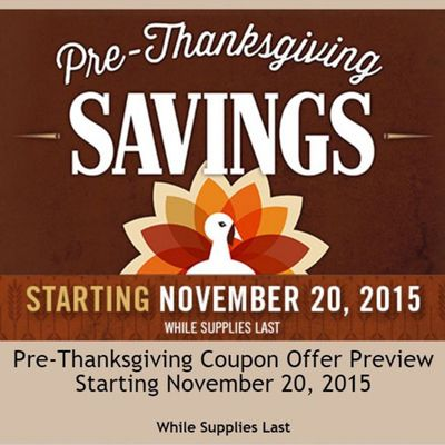 View The Costco Pre Thanksgiving Ad With Costco Deals And Sales