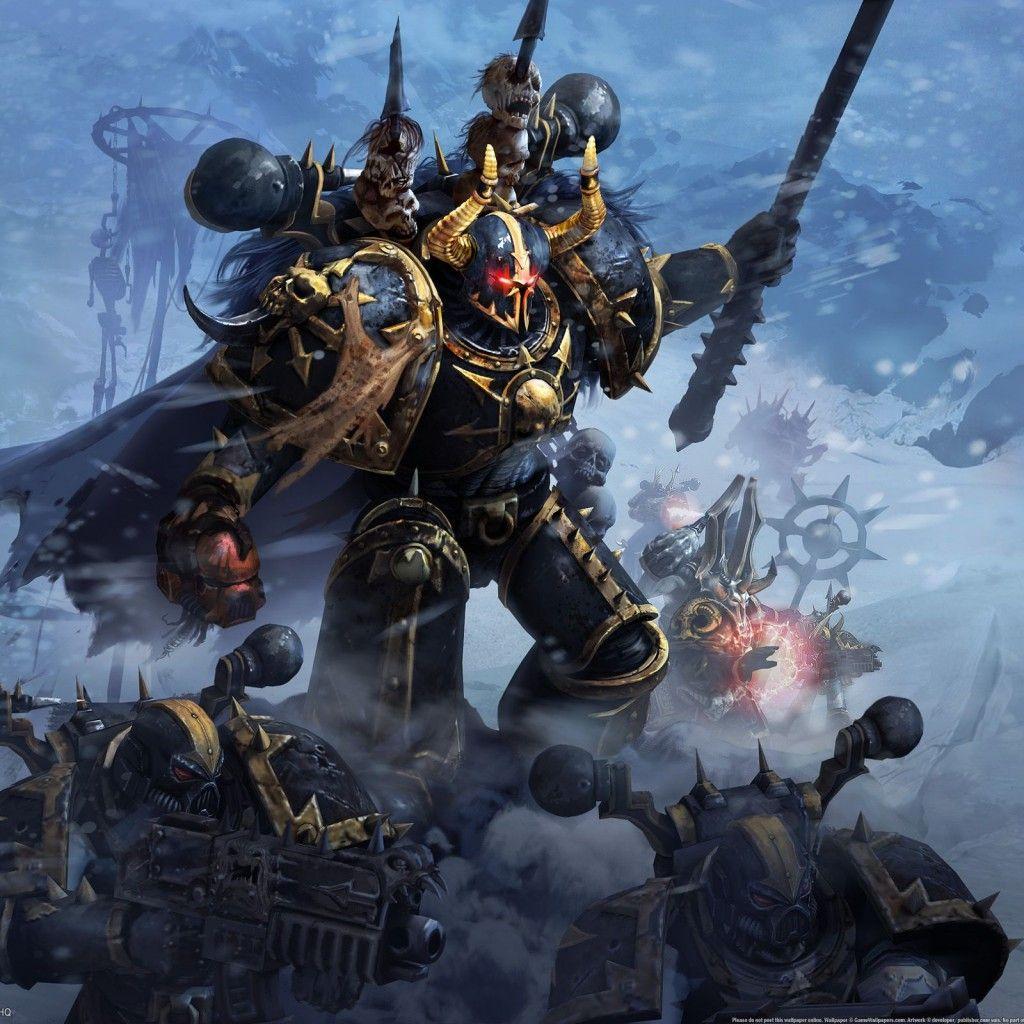 Warhammer40000DawnOfWar2ChaosRisingGamePcGames