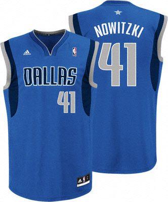 the best attitude 30767 18bf8 Dallas Mavericks Dirk Nowitzki Jersey: adidas Revolution ...