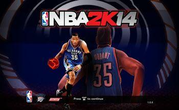 NBA 2k14 Title Screen Patches Download #1 | HoopsVilla.