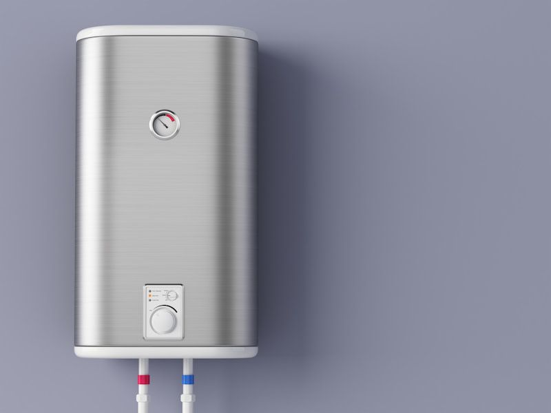 Should You Repair Or Replace Your Broken Water Heater Water Systems Water Heater Installation Heating Cooling