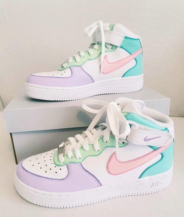 leagophakathi ✧・゚: *✧・゚:*   Jordan shoes girls, Nike air shoes ...