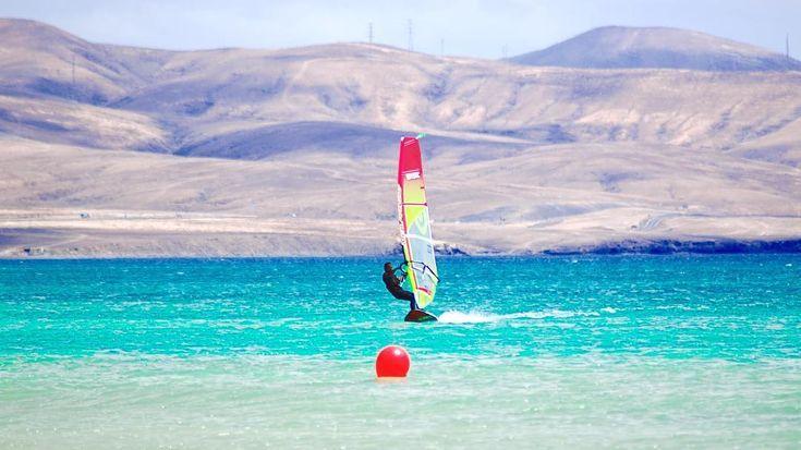 spanien kanarische inseln canarias fuerteventura playadelpapagayo surfing surf ….
