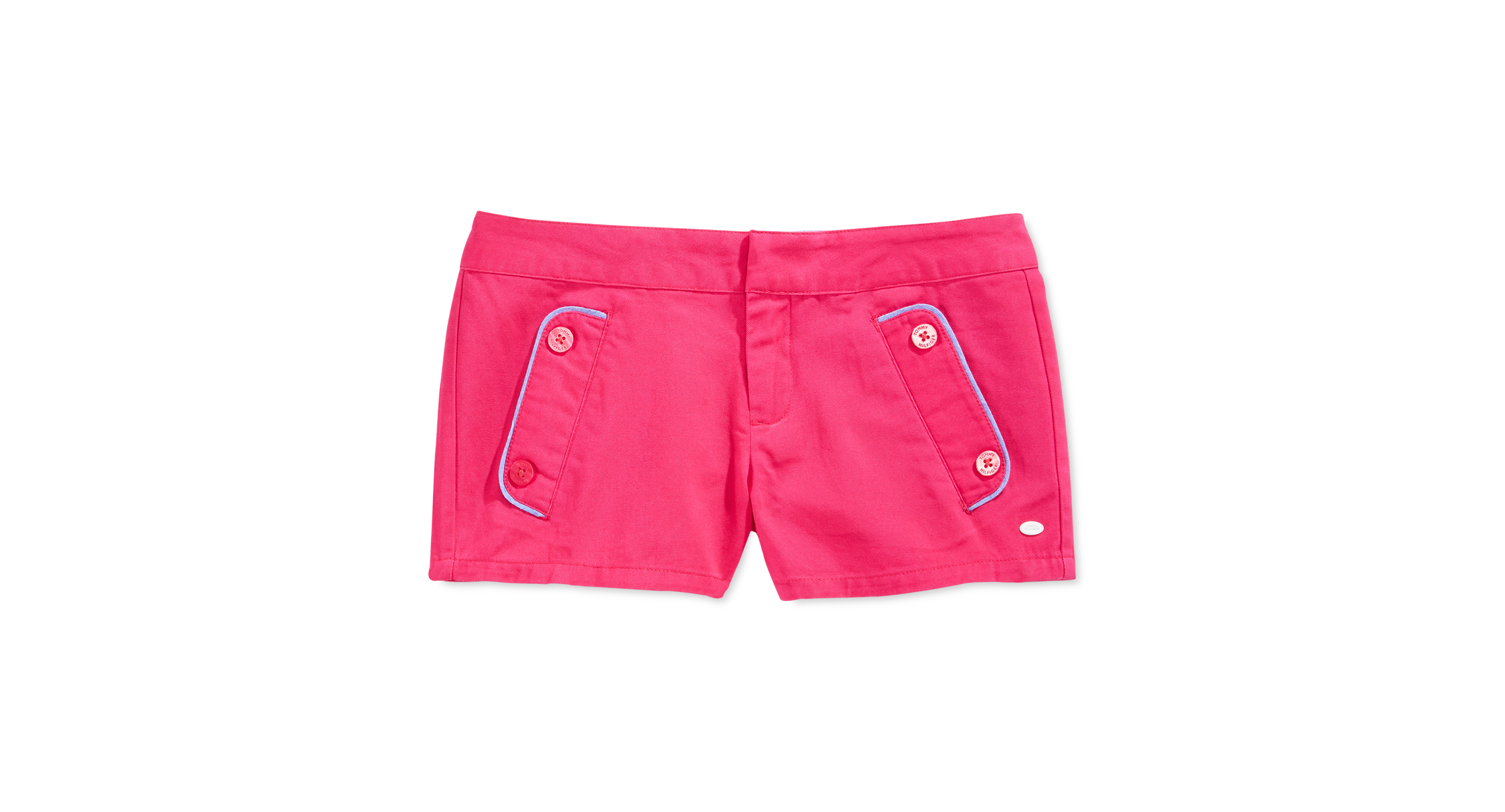 Tommy Hilfiger Girls Twill Shorts