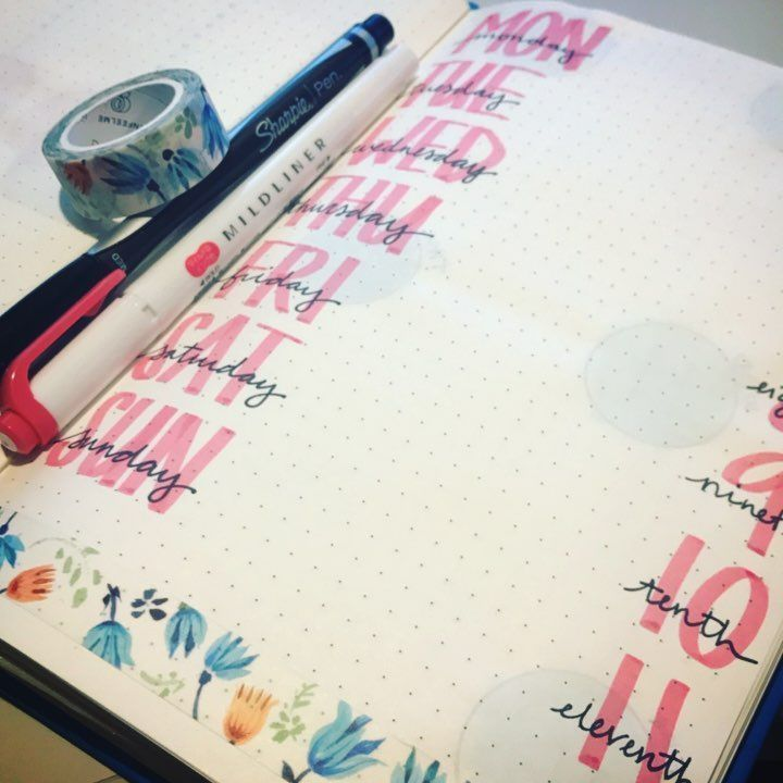how to start a bujo