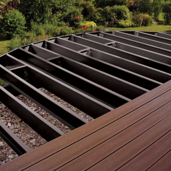 Pin By Decksdirect On Deck Supports And Deck Pedestals Building A Deck Composite Decking Deck Framing