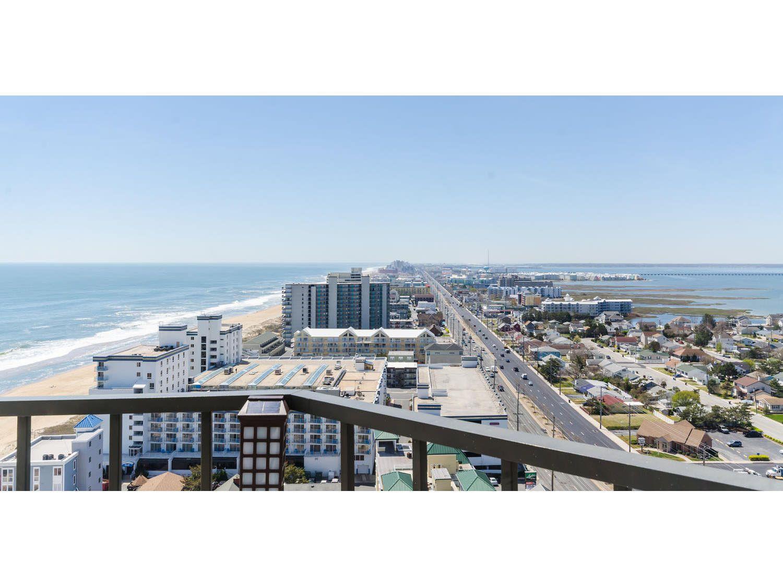 Fantastic View Of The City Ocean City Rentals Ocean City