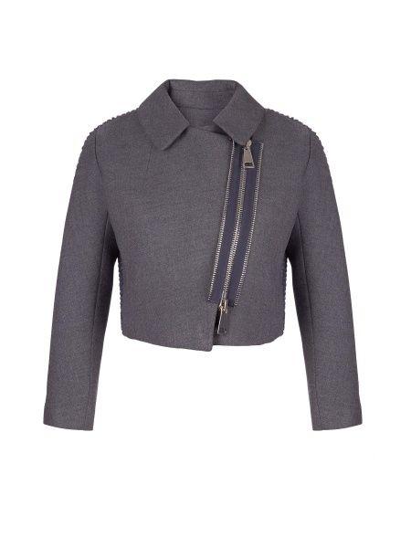 Yan Fermuar Detayli Ceket Net 30 Indirim Machka Kadin Ceketleri Blazer Ceket Stil