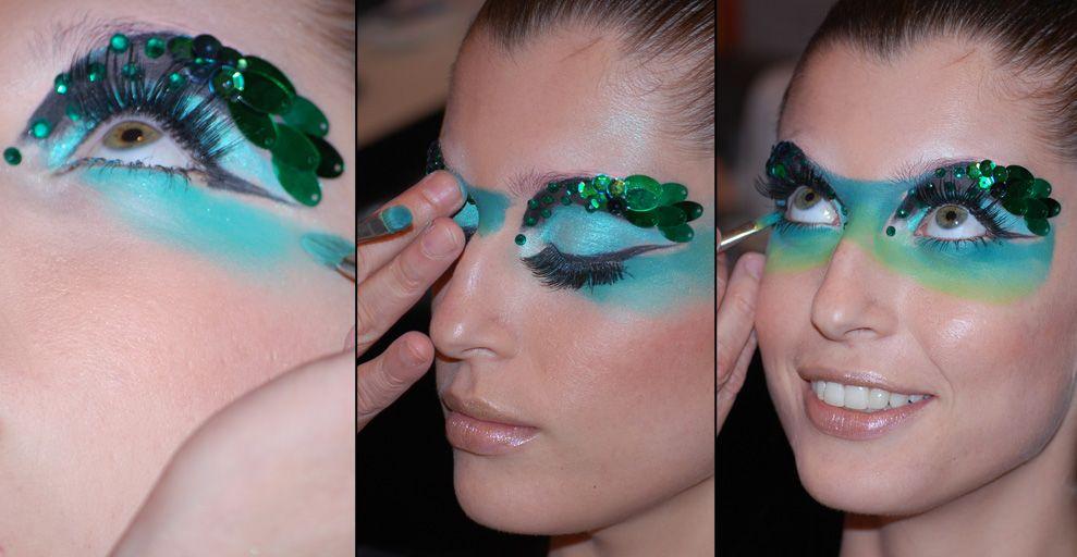 Maquiagem & Moda Para Brasileiras: Maquiagem Carnaval