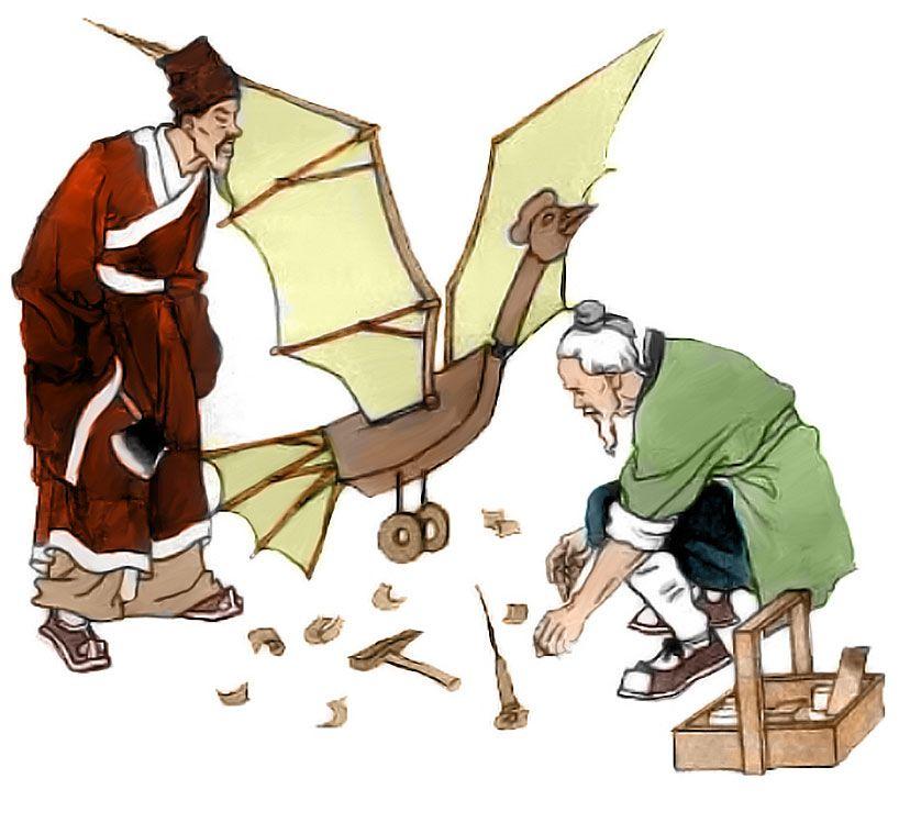 Cometas Chinas Historia Y Desarrollo Confuciomag Inventos Chinos Cometas China