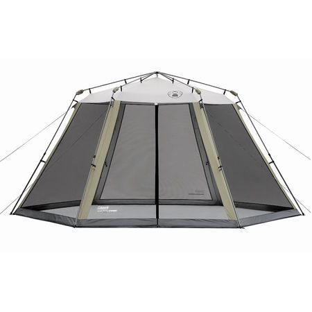 Coleman 15 x 13 Instant Screened Canopy-879433 - Gander Mountain  sc 1 st  Pinterest : gander mountain canopy - memphite.com