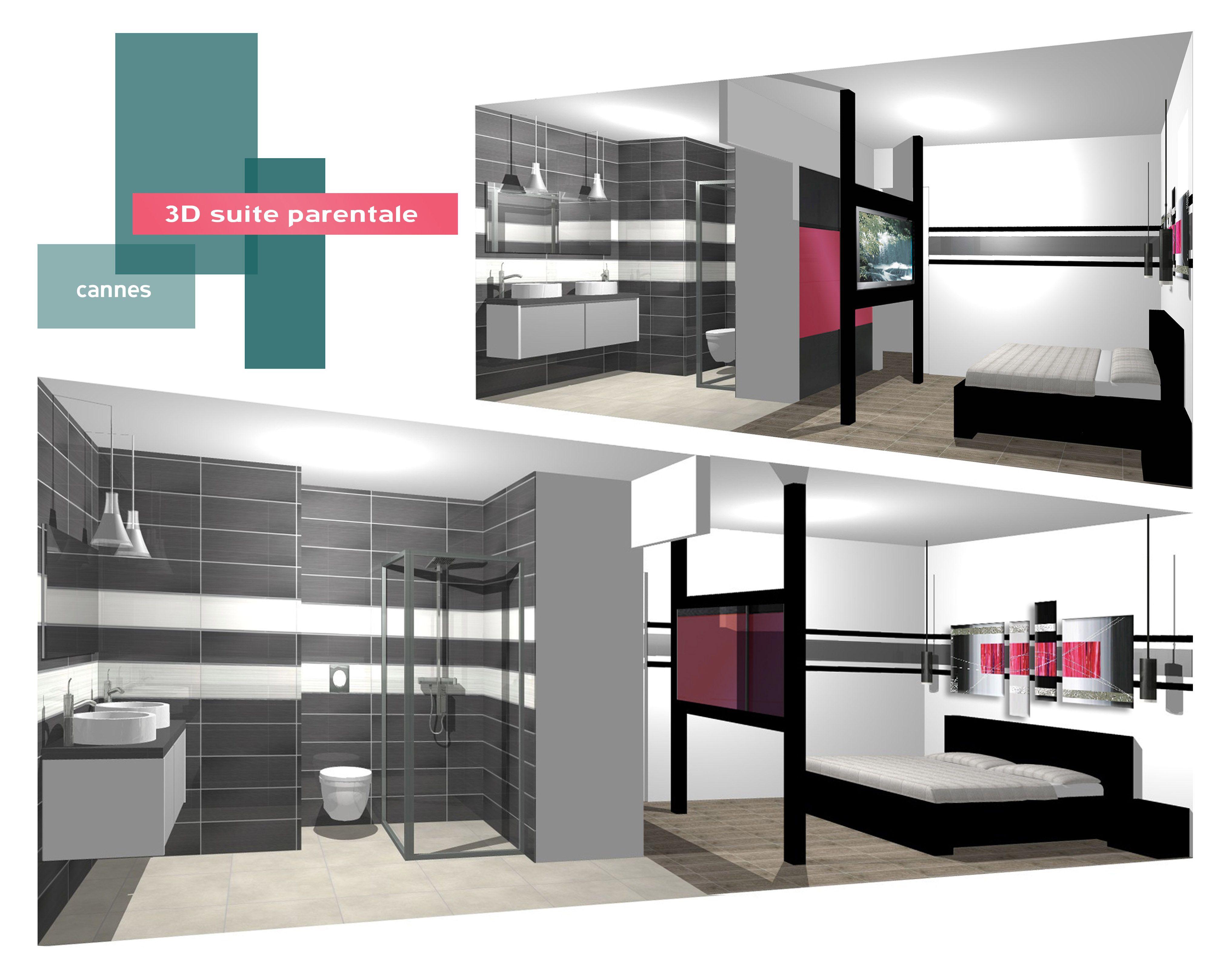 3D suite parentale | B_indoor | http://www.b-indoor.com ...