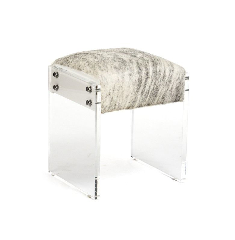 Stockard Lucite Stool | Tonic Home