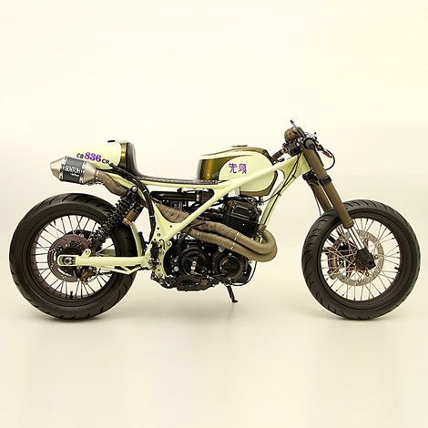 Honda CB836CR Sentoh custom
