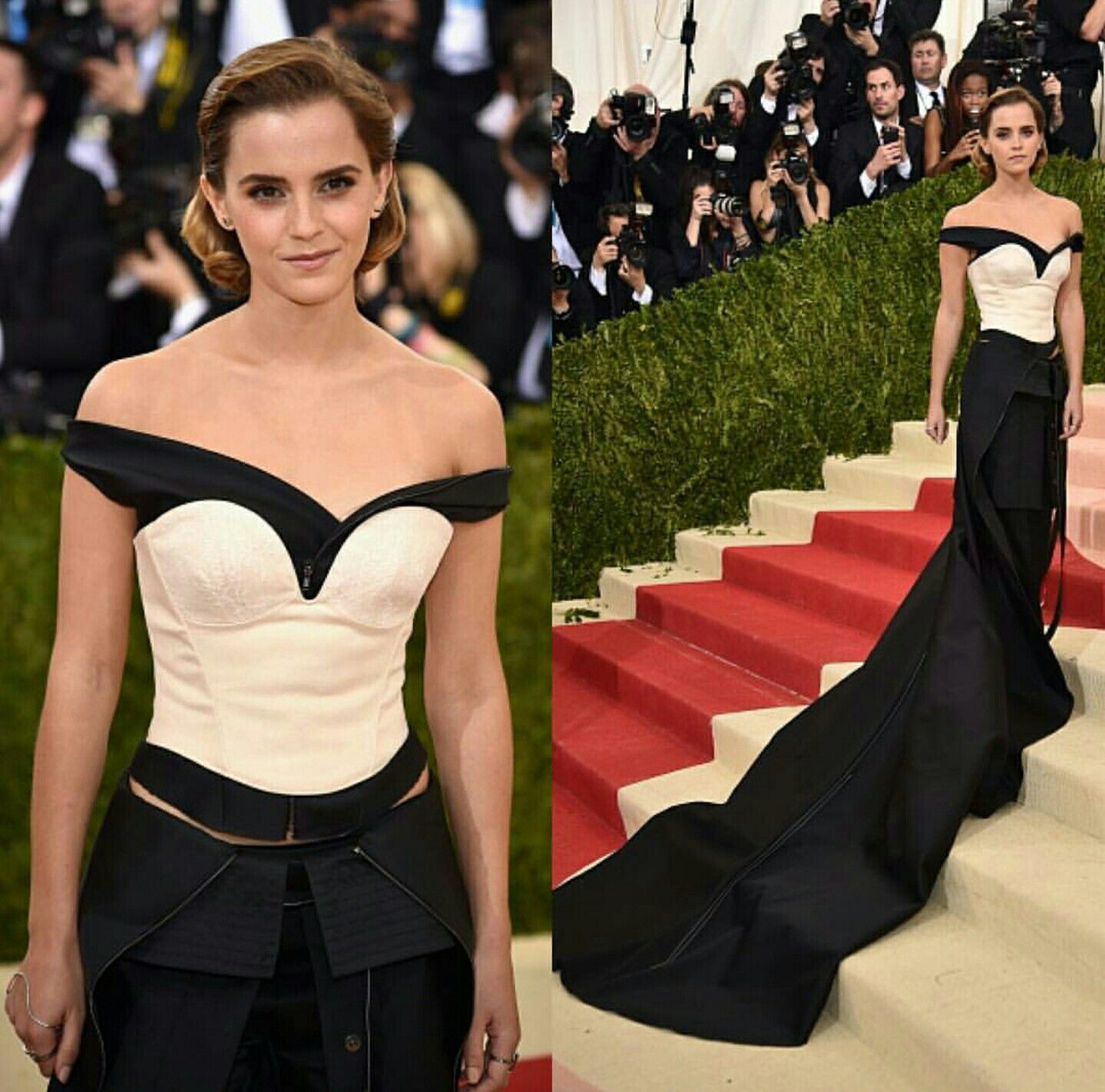 Emma Watson - Calvin Klein - The Met Gala 2016