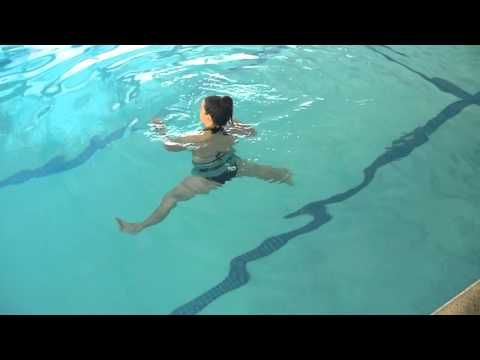 Water Pilates Hidro Pilates Acqua Pilates Litle Demonstracion Youtube Water Exercises Pool Excercises Workouts Swimming Workout