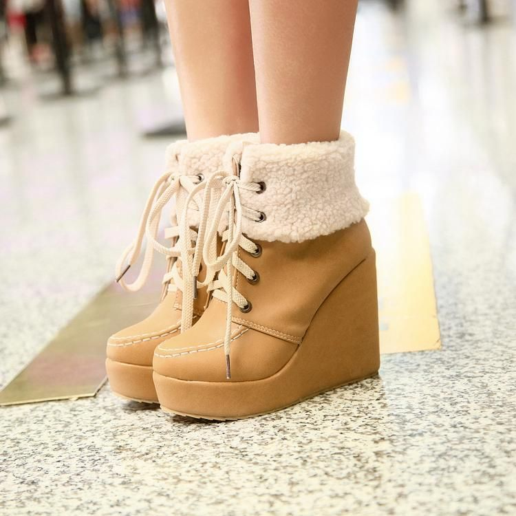 Cute Ankle Boots - Cr Boot