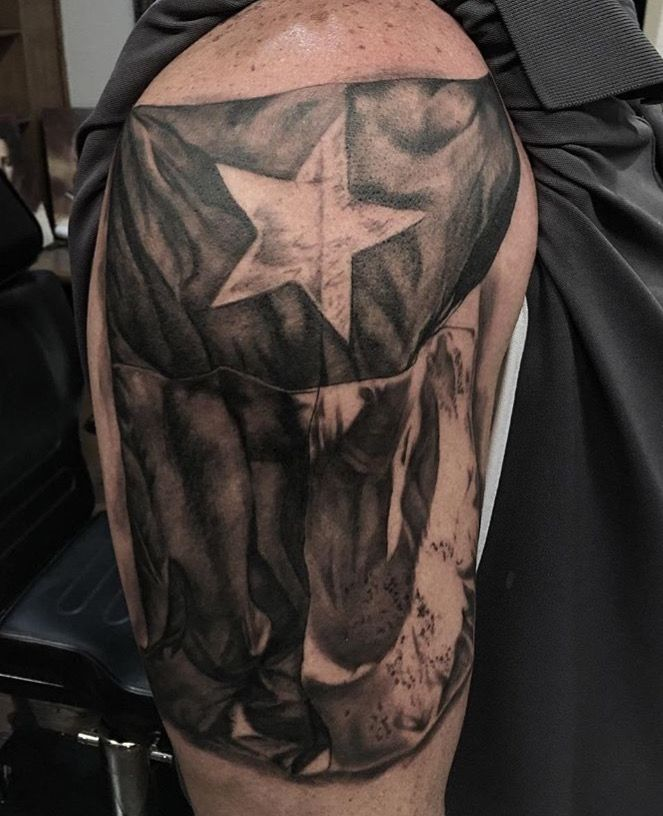 120+ American Flag Tattoos For Men (2020) US Patriotic Designs