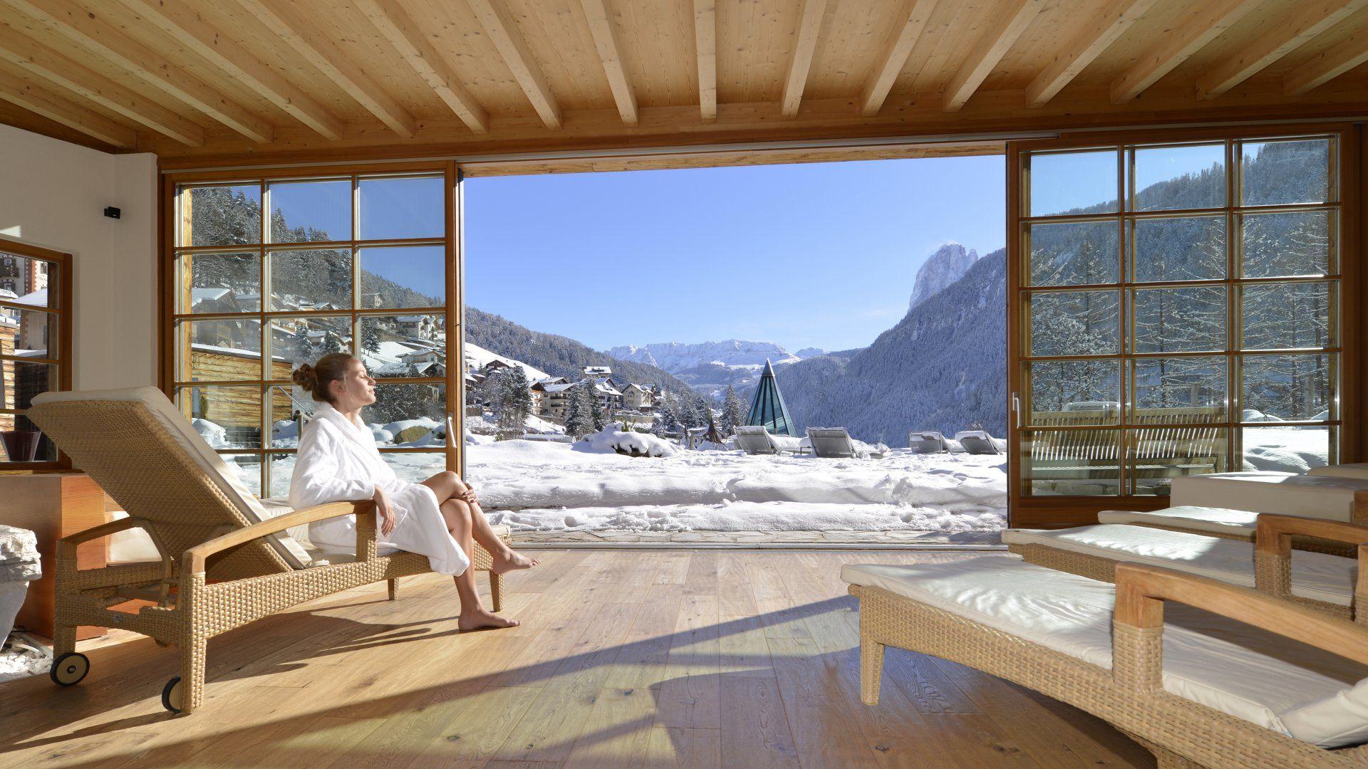 Winterwonderland Resort Hotel Alto Adige