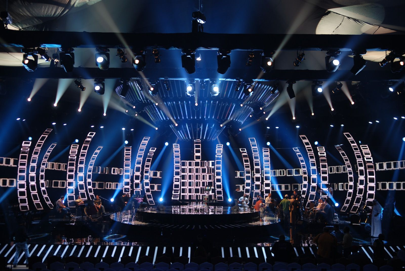 design inspiration - Concert Stage Design Ideas