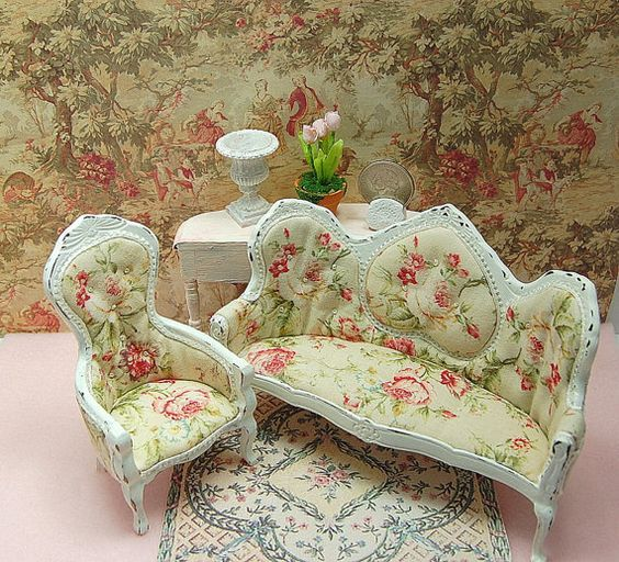 Image Result For Victorian Shabby Chic Dollhouse Dolls House Interiors Victorian Dollhouse Doll House