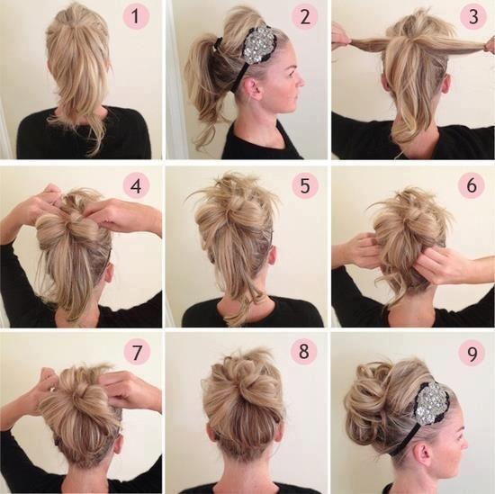 Epingle Par Magalie Serin Sur Super Fashion Coiffure Facile Coiffure Coiffure Cheveux Mi Long