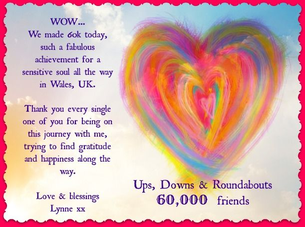 Ups Downs Roundabouts 60 000 Friends Ups Downs Roundabout
