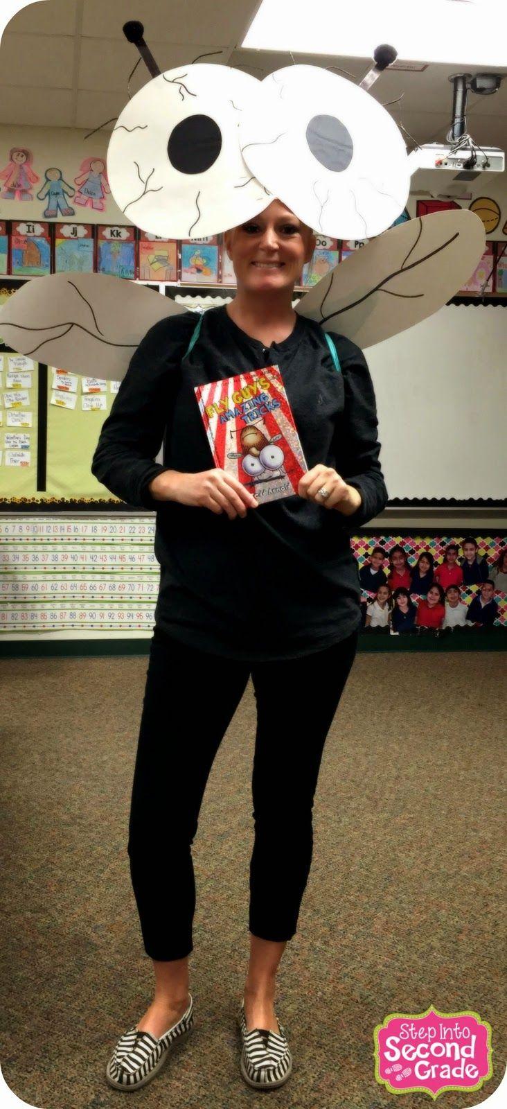Step into 2nd grade with mrs lemons a random wednesday author book costumes solutioingenieria Gallery