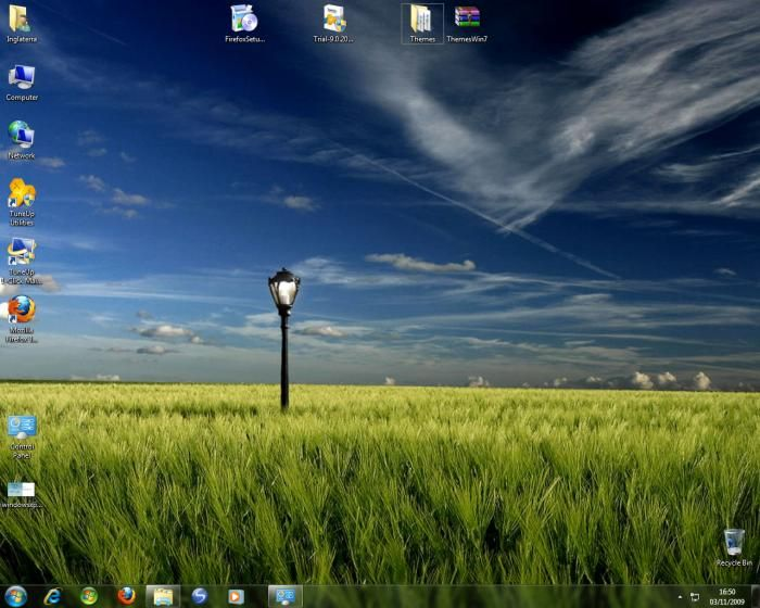 Windows 7 Themes | Windows 7 Visual Themes Pack - Download ...