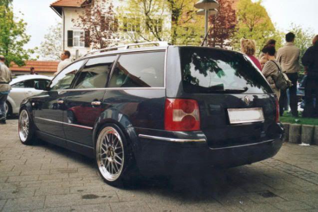 pimped passat wagon | VWVortex.com - Thinking of buying a Passat (sedan or wagen) post pics ...
