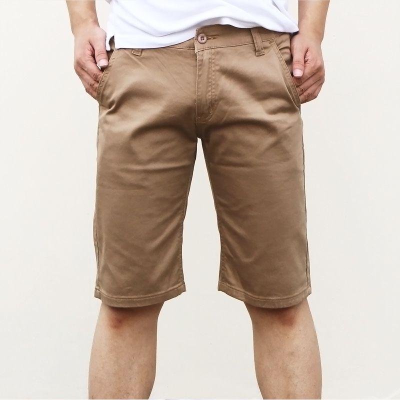 2017 Summer New Arrival Men's Casual Short Pants Hot Sale Cotton ...
