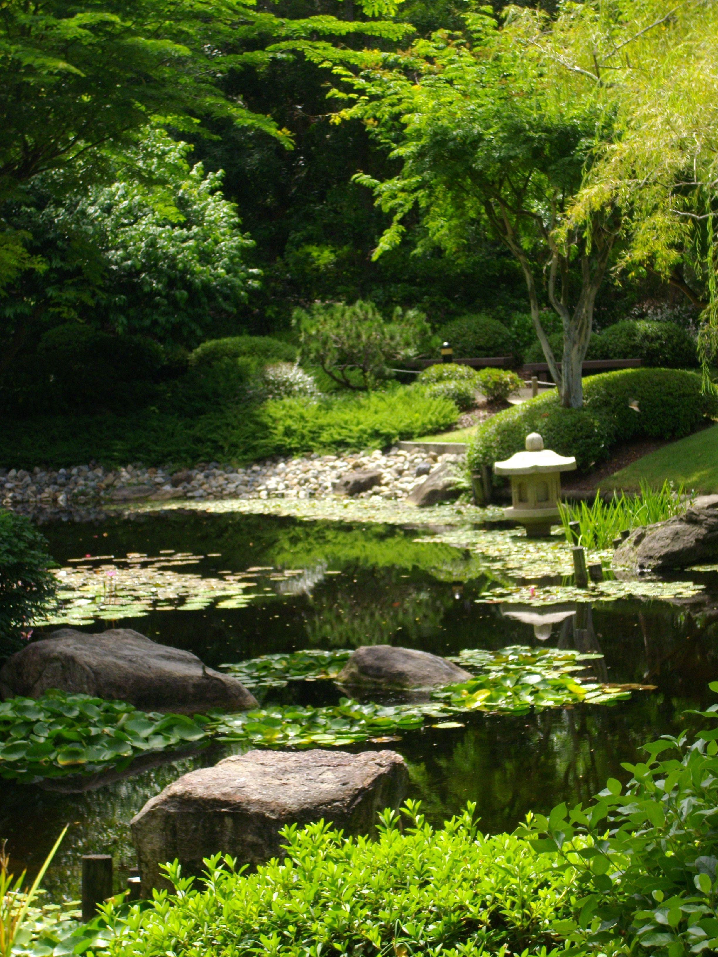 Japanese Garden Mt CoothaBrisbaneAustralia Japanese Garden Mt