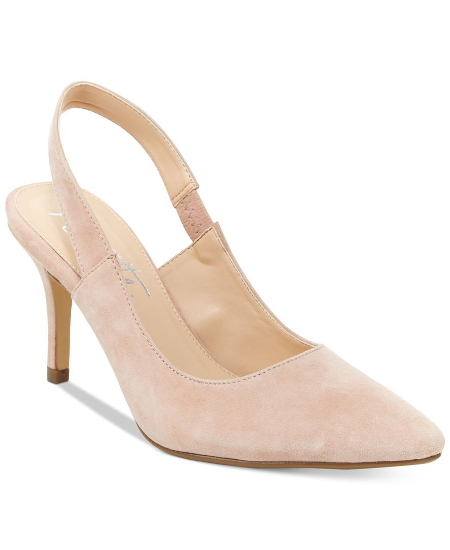 Nanette by Nanette Lepore Sally Slingback Pumps, Only at Macy's