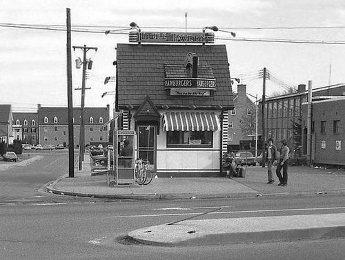 Little Tavern In College Park Md In The 60 S My Home