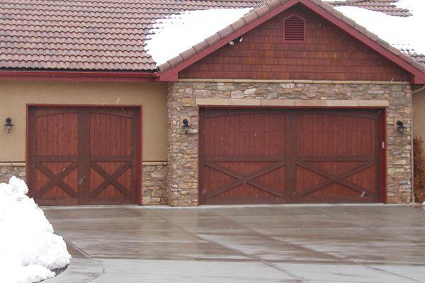 Image Result For Barn Style Garage Door Garage Doors Pinterest