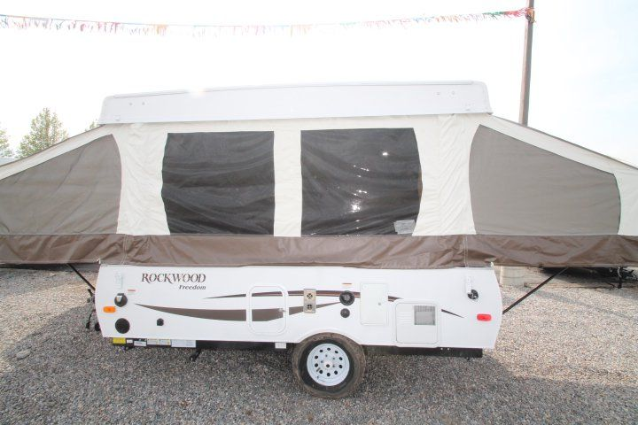 New 2016 Rockwood Freedom 1950 Folding Pop Up Rv 295350 Rvs For