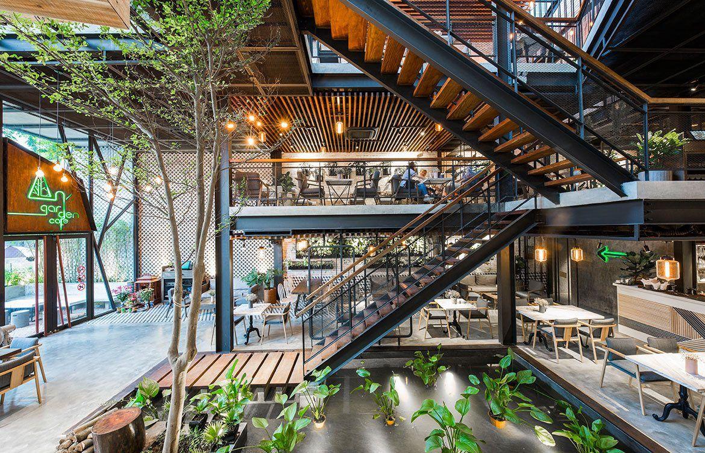 A Cultural Guide To Café Design Ideas Arsitektur, Desain