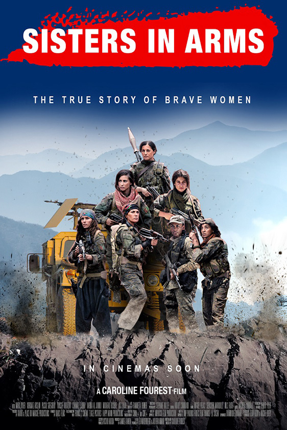 Sisters In Arms Movie Showtimes Grand Cinema Sisters