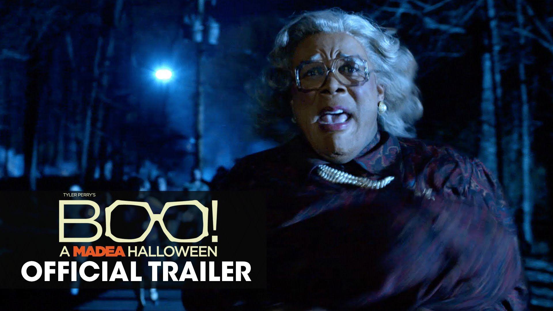 BOO! A MADEA HALLOWEEN Trailer, Clips, Featurette, Images