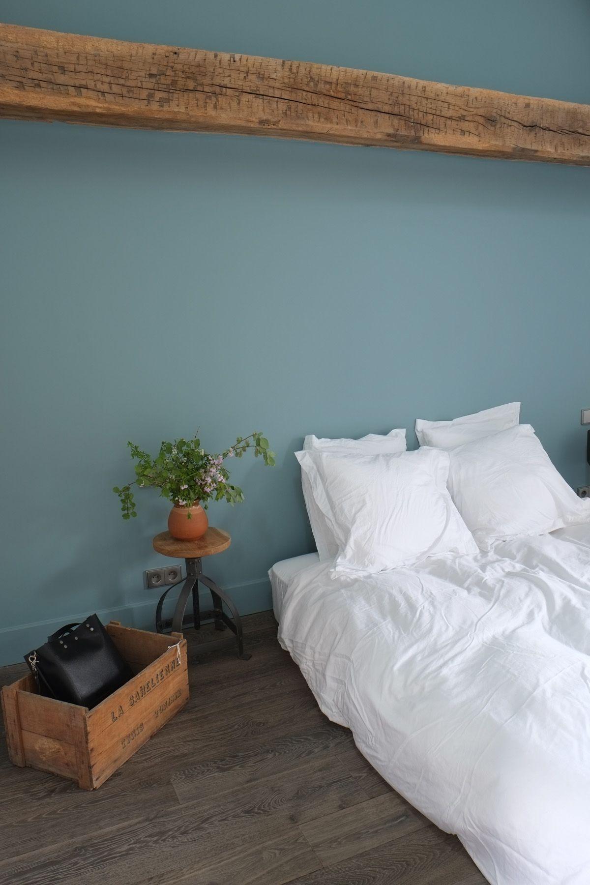 chambre d\'amis et ses tonalités de vert | Details -☆- Détails ...