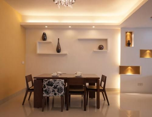 modern dining room wall decor ideas. Recessed, Lighting, Colors, Baseboard, Shelves · Dining Room Wall DecorDining DecoratingDinning IdeasDecor Ideas HomeDecorating IdeasModern Modern Decor W