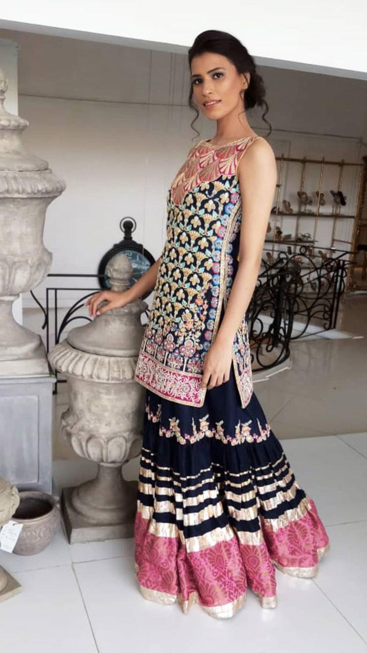 The house of kamiar rokni pakistani couture bridal plbw ethnic