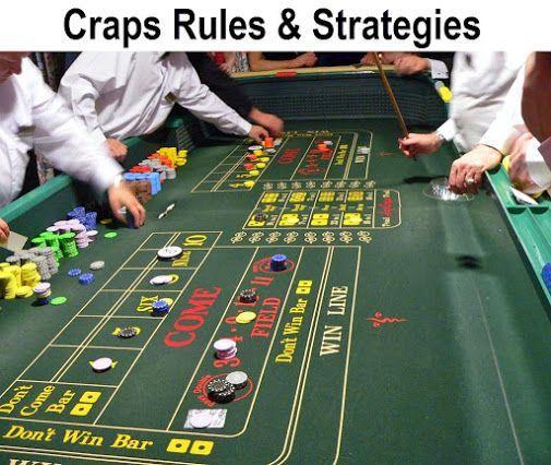 Online Casino Craps Strategy