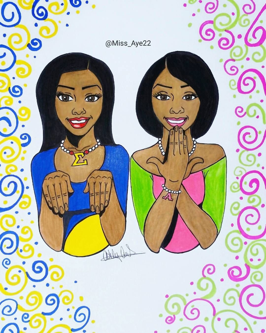 Sgrho and kappa the divine 9 pinterest kappa sigma gamma 302 likes 55 comments ashley andrews missaye22 on instagram biocorpaavc