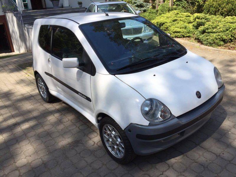 Aixam Diesel 4 Osobowy Bez Prawa Jazdy 6202280465 Oficjalne Archiwum Allegro Car Suv Suv Car
