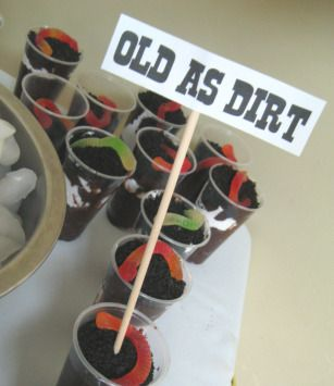 Over The Hill Rugby Party 65th Birthday Party Ideas 50th