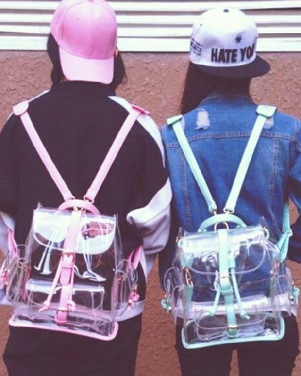 Jelly Backpacks